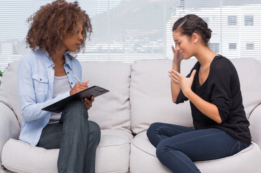 how to get a client to talk in therapy